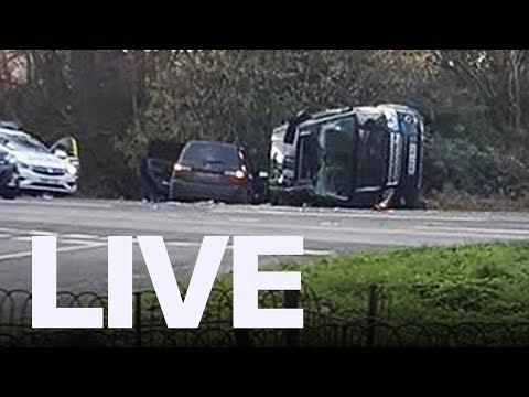Prince Philip Car Crash + Shaun Majumder In Studio | ET Canada LIVE