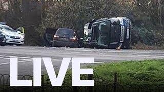 Prince Philip Car Crash + Shaun Majumder In Studio   ET Canada LIVE