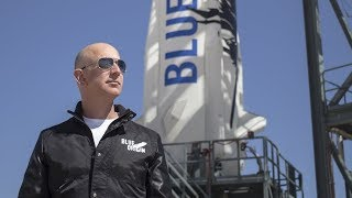 Musk, Bezos and the race to Mars