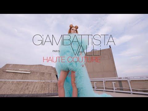 GIAMBATTISTA VALLI HAUTE COUTURE 21 SHOW