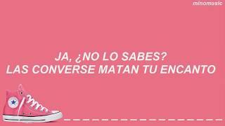 Converse High - BTS [Traducida Al Español]