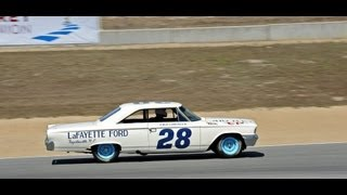 1963 Ford Galaxie 427  Dan Gurney # 28 Replica Holman & Moody NASCAR Race Car