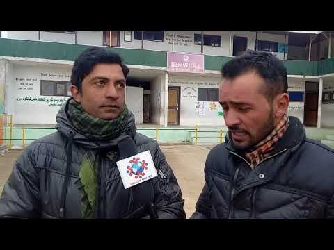 Watch: Emerging Artists from Kashmir thank director 'Amjad Khan' for giving them chance in the Movie