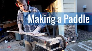 How to Make a Paddle