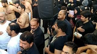 Chelum day Shaam 20th Safar 1439AH 10th Nov 2017 part 2/3
