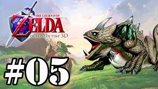 Let's Play : Zelda Ocarina of Time 3D - Parte 5
