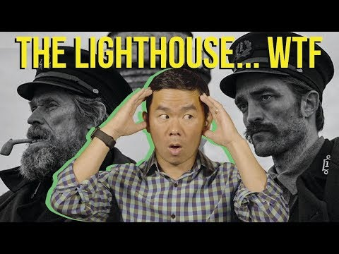 THE LIGHTHOUSE...WTF Did I Just Watch?!