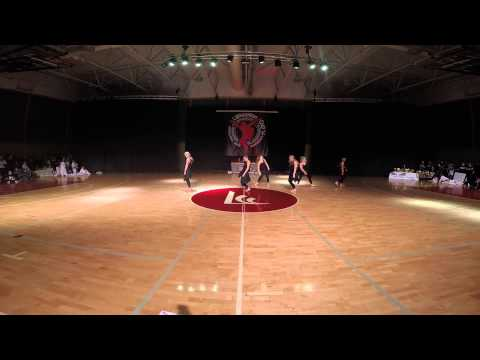 Be Good   No Good | Street Dance Small Groups Adults | Lt Cup 2014