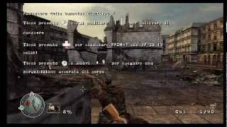 Sniper Elite - First look 13 Minutes - Nintendo Wii