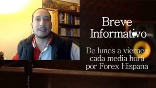 Breve Informativo - Noticias Forex del 15 de Marzo 2017