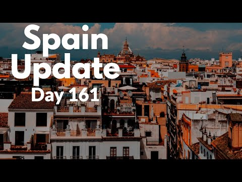 Spain update day 161 - September will be a make or break month for Spain