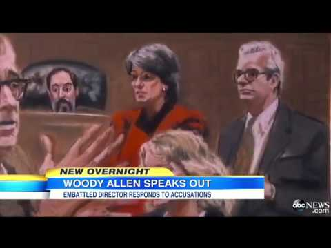 Woody Allen Reacts to Dylan Farrow`s Sexual Abuse Allegation