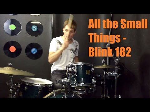 All the Small Things Drum Tutorial - Blink 182