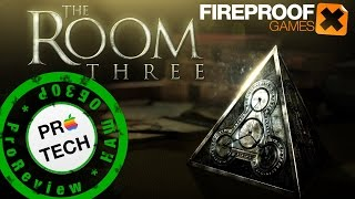 Обзор The Room Three для iOS — лучшая головоломка 2015 года!