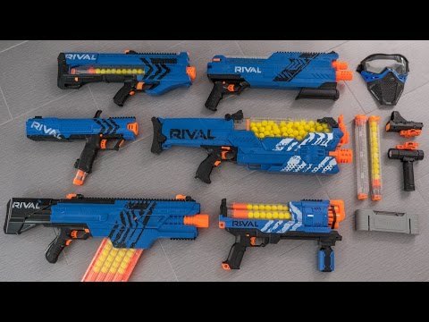 Nerf Rival | Series Overview & Top Picks