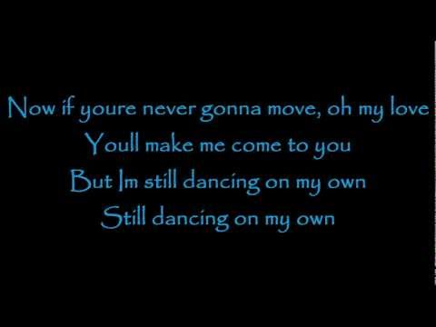 If You're Never Gonna Move - Jessie Ware **With LRICS**