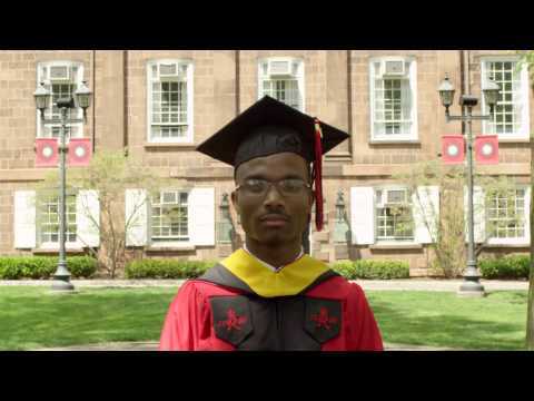 Rutgers University Anthem Video for New Students 2015