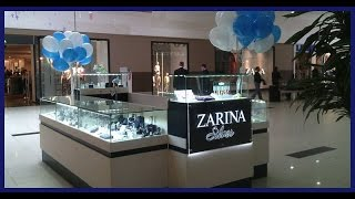 Zarina Silver відкрилася в ТЦ «Рів'єра»(, 2015-05-07T07:52:40.000Z)