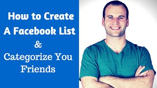 How To Create A Facebook List & Categorize Your Friends