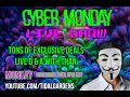 Tidal Gardens Cyber Monday Live Show