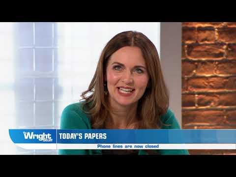 Debra Stephenson made Theresa May admit she was wrong!!! wrightstuff