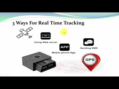 Plug And Play OBD GPS Vehicle Tracker Review