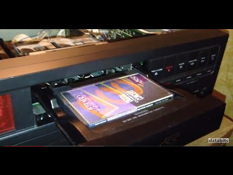 Optimus DCC DCT-2000 Digital Compact Cassette Deck Restored - Philips Made
