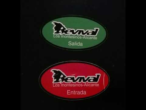 REVIVAL LA ESENCIA 3 BY DJ.BARI