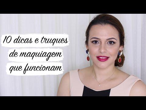 10 Dicas e Truques de Maquiagem Que Funcionam | #BelezaTodoDia27
