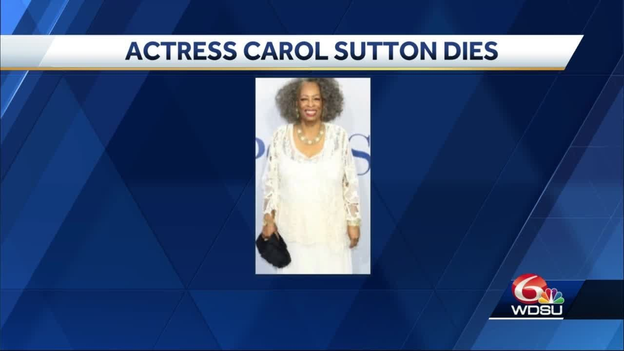 Carol Sutton dies from COVID-19 complications