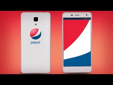 Pepsi P1 Smartphone ! Présentation ! =D / Christodu69