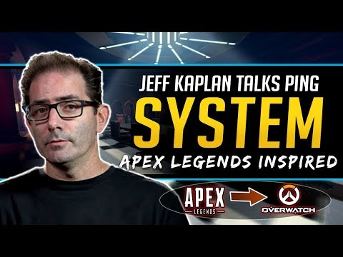 Overwatch Jeff Kaplan talks Apex Legends Ping System for Overwatch thumbnail