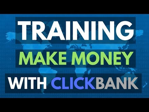 Make Money With Clickbank Affiliate Marketing - Earn Money With Clickbank Marketplace