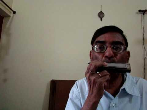 Tutorial on harmonica for Lakdi ki kathi - YouTube