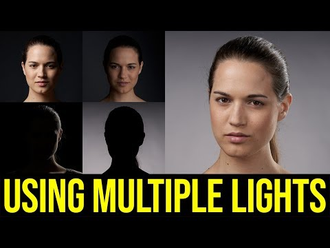 Flash Photography Tutorial : Using Multiple Strobes