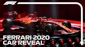 Ferrari Reveal Their 2020 Car: The SF1000