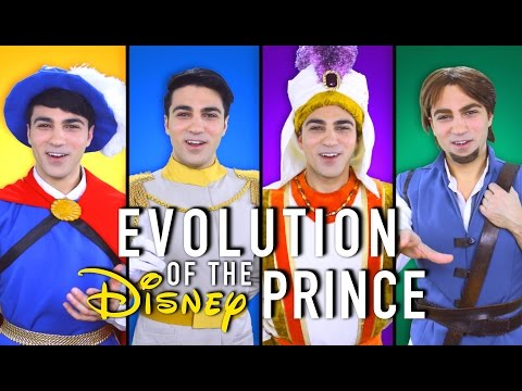 Gavin - The Disney Prince Collection Is Finally Here