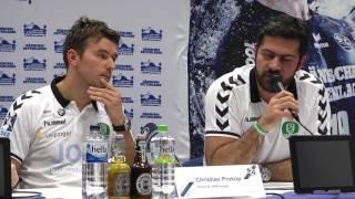 Pressekonferenz SG-Leipzig
