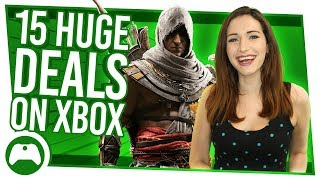 15 Deals You Must Not Miss On Xbox One