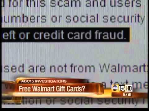 Is Walmart gift card offer scam or real? - YouTube