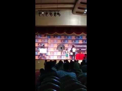 MaRRS Spelling Bee - Category 1 (Class 1) - International Champion - 2018 ... Divyanshu Pati