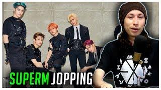 REAGINDO À SuperM 슈퍼엠 'Jopping' MV