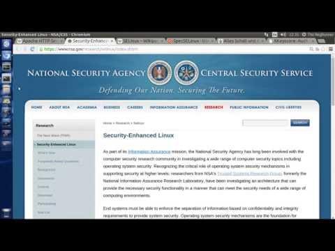 Linux … Computer … Sicherheit … und die NSA