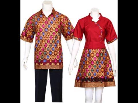 20 Model Seragam Baju Batik Natal Keluarga TerbaruSeragam Batik