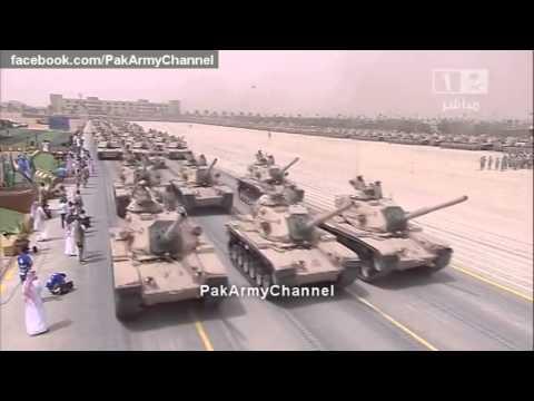 General Raheel Sharif witness in Saudi arabia