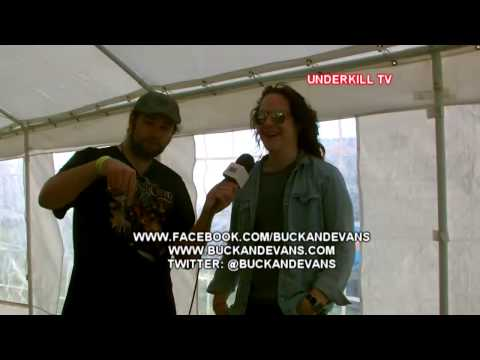 CHRIS BUCK INTERVIEW UNDERKILL TV EP 91