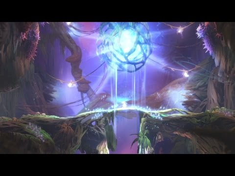 Ori and the Blind Forest - Ginso Tree Escape Sequence