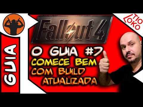 Fallout 4 O GUIA #7 Comece Bem o Jogo com BUILD ATUALIZADA