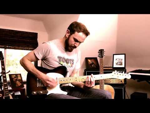 Three Little Birds Guitar Playthrough (Bob Marley)