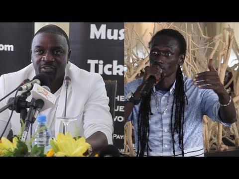 Akon :  C'est grâce à Duggy Tee que j'ai fait de la musique